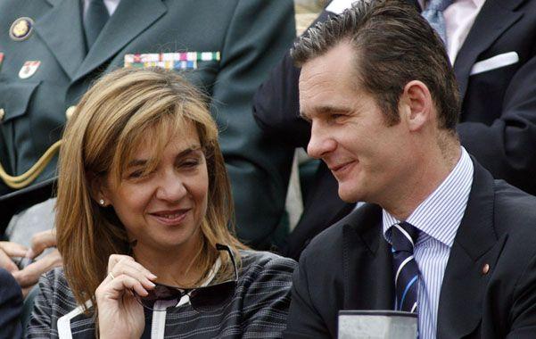 Tiempos mejores. La hermana y el cuñado del rey de España están envuelto en un sonado caso de corrupción.