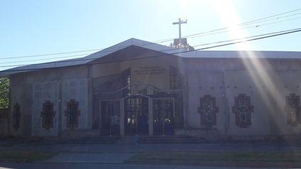 La parroquia Santa María de las Nieves, en Esteban de Luca al 600, fue robada por quinta vez en el año.