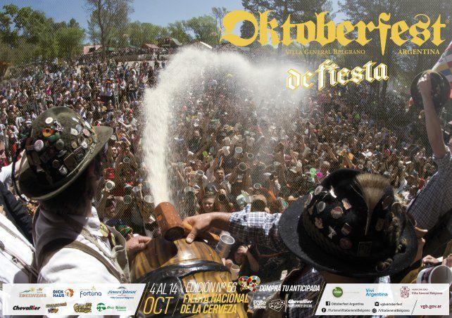 56º Oktoberfest Argentina: Una fiesta que rejuvenece