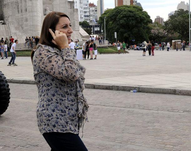 La intendenta encabeza el jueves el acto por el Día de la Bandera con Cristina.