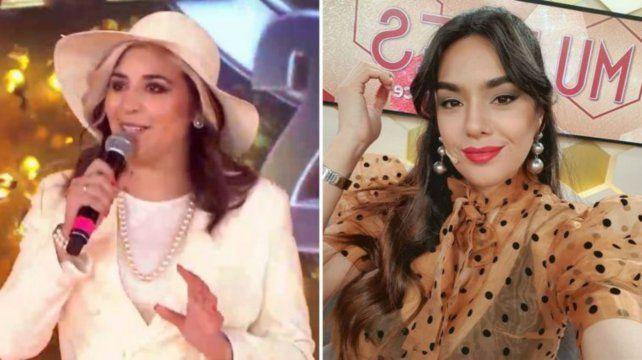 Rocío Quiroz deslizó un comentario filoso contra Angela Leiva en el Cantando 2020