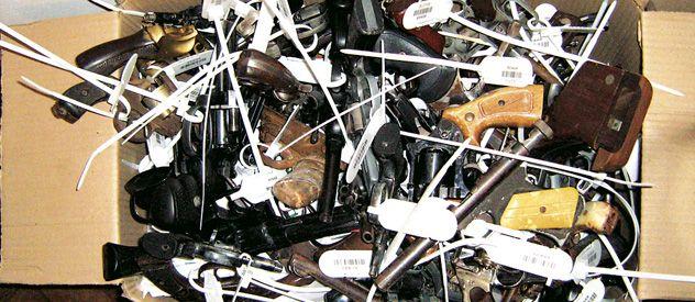 Honrar la vida: otra oportunidad para desprenderse de armas
