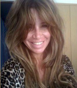 Florencia Peña se sumo a las selfies de las famosas recién levantadas.