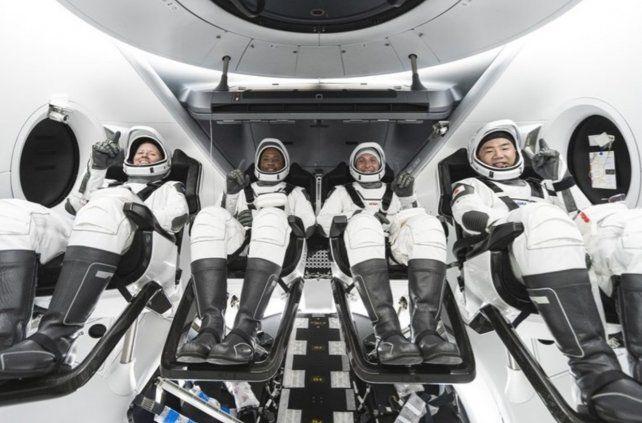 SpaceX planea lanzar su primera misión de turismo espacial en el cuarto trimestre de 2021.