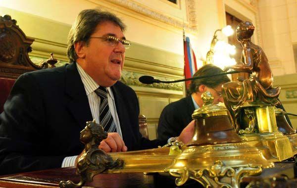 Rubeo admitió que no conoce los detalles del proyecto del gobierno