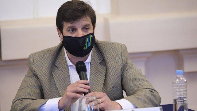 Ciancio fue electo como máxima autoridad del Foro de Intendentes y Presidentes Comunales Radicales.