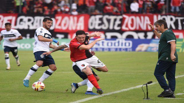 Ultima imagen. El juvenil estuvo en la eliminación rojinegra de la Copa Superliga.