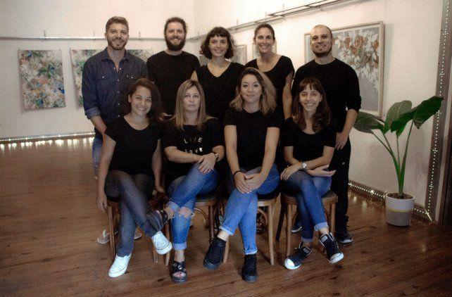 Nuevo elenco. Los actores de Cuna de lobos versión 2019.