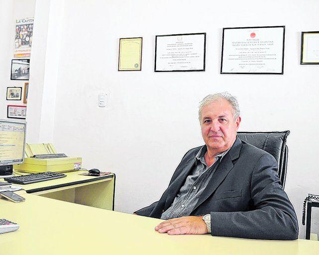 Guillermo Moretti seguirá formando parte del comité ejecutivo de la UIA