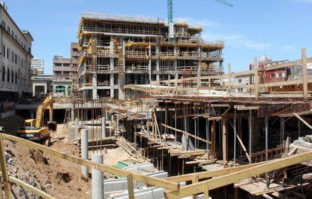 La actividad de la construcción cayo más de 75% interanual en abril pasado. Esperan que mejore con la flexibilización.