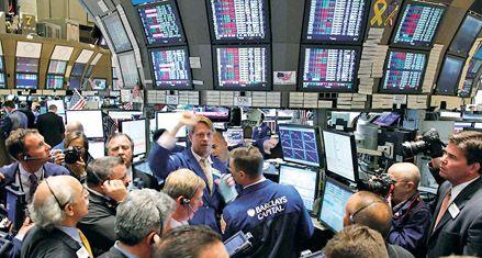 Las Bolsas temblaron por miedo a un estancamiento en EEUU