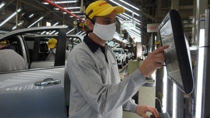 La industria automotriz registró el mayor valor de producción desde agosto de 2018.