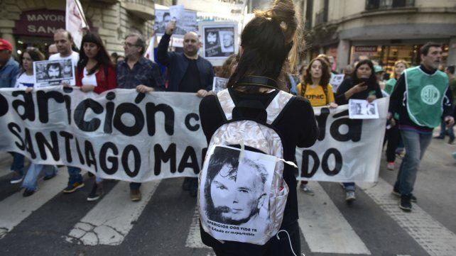 A dos meses de la desaparición, convocan en Rosario a una marcha por Santiago Maldonado