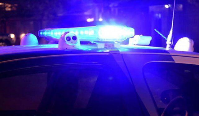 Una mujer recibió amenazas y colocó un mensaje en la puerta dirigido al delincuente