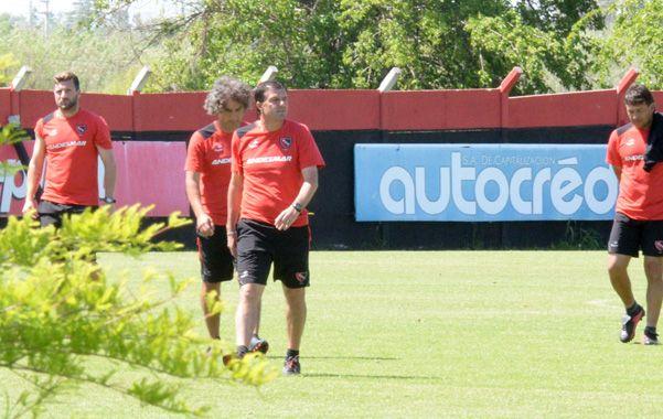 Raggio amenaza con mover piezas pesadas dentro del equipo principal. (Foto: S.Salinas)