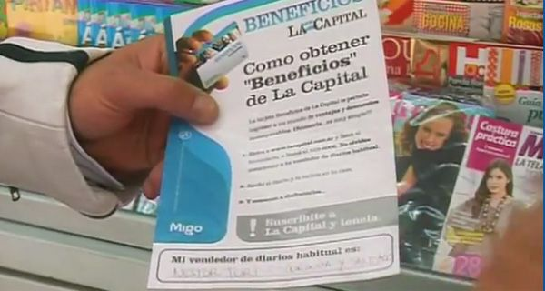 La Capital lanzó una tarjeta con beneficios para sus lectores