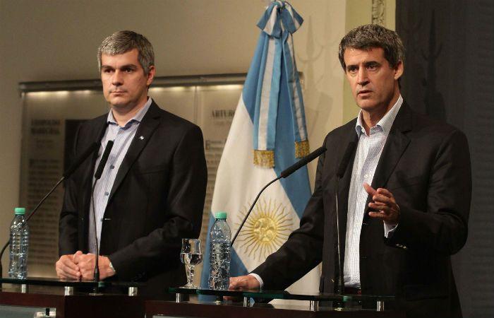 A dúo. Marcos Peña