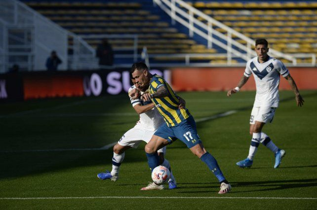 Caraglio será nuevamente titular en el Central del Kily.