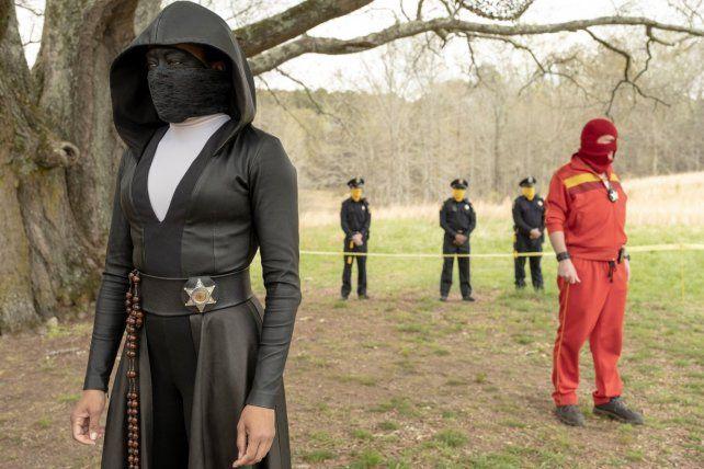 """""""Watchmen"""". La elogiada serie de HBO compite en 26 categorías."""