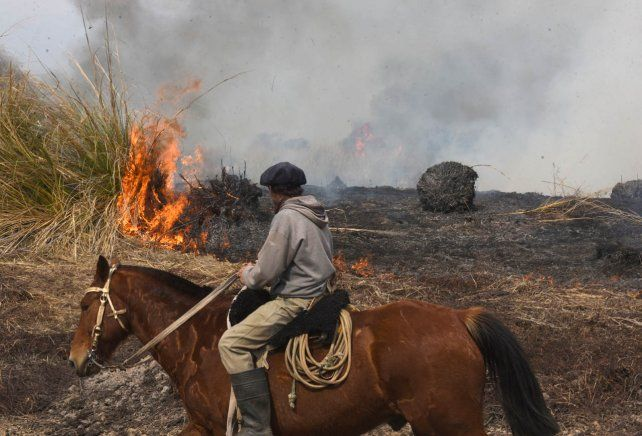 Las impactantes imágenes de los incendios en las islas que siguen avanzando