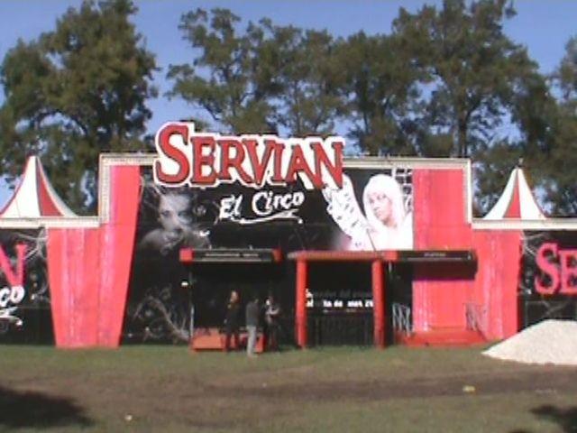 Circo Servian