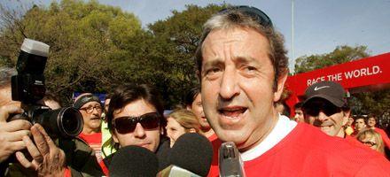Cobos: Con Alfonsín hablamos de la unidad del radicalismo