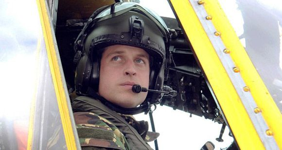 En medio de la tensión con Gran Bretaña, el príncipe William llega a las Islas Malvinas