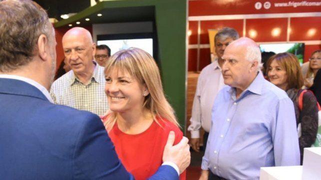 Ni con el respaldo del PS detrás, la concejala Verónica Irízar consiguió constituirse en una buena candidata.