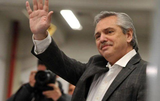 El presidente Alberto Fernández se alista para su primer viaje al exterior.