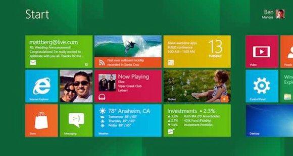 Microsoft pone a prueba el flamante Windows 8 tratando de recuperar mercado