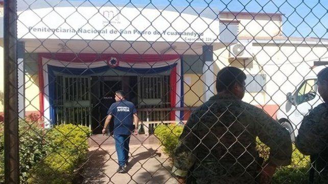 Cinco narcos decapitados y tres calcinados en un motín en una cárcel paraguaya
