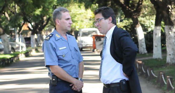 Corti dijo que los cambios en la policía no tienen correlación directa con la corrupción