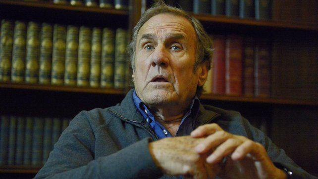 El senador nacional Carlos Alberto Reutemann
