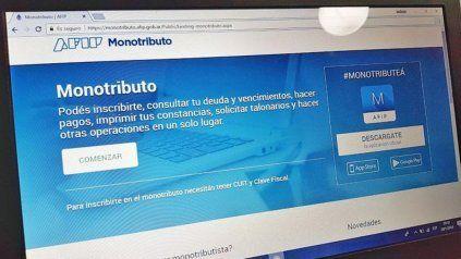 Monotributo: cómo es el proyecto que anula deudas retroactivas y cómo son las nuevas escalas