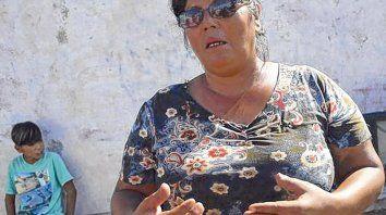Historias repetidas. Son chiquitos que no eligen esta vida, no pidieron vivir así, dijo Evangelina Soto.