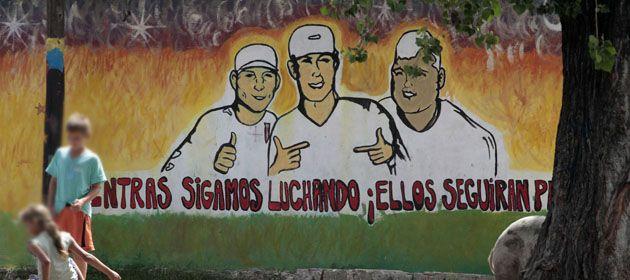 Mañana se cumple un año del triple crimen de Villa Moreno. (Foto: H. Río)