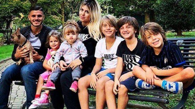 El mensaje de Wanda que quiere otro bebé con Mauro Icardi