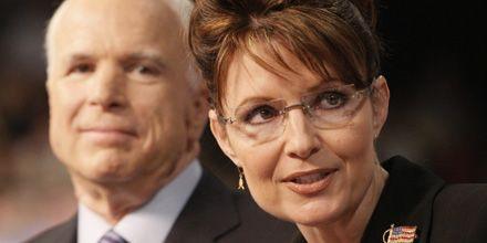 Mc Cain sacudió la campaña y anunció que una mujer será su compañera de fórmula