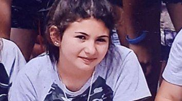 Ticiana tenía 14 años, recibió un impacto de bala cuando estaba en su casa lavando los paltos.