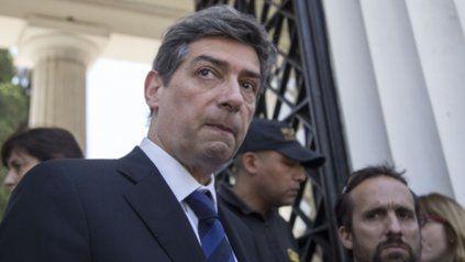 Horacio Rosatti, juez de la Corte santafesina.