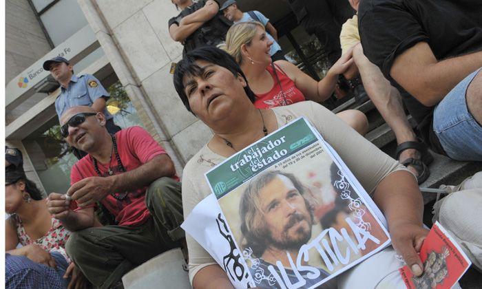 A Rubén lo mataron frente al hiper Libertad pero no hay Justicia para los pobres