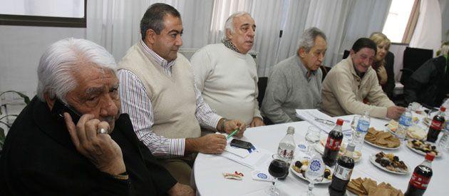 Los gordos se reunieron en la sede de la UOM para fijar su propio cronograma electoral de la CGT.