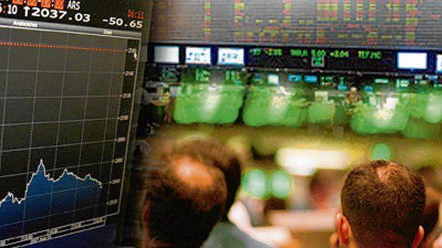 Mercados. Las acciones líderes de la Bolsa porteña cerraron con alzas.