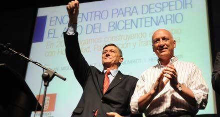 Binner cruzó a Giustiniani y pone más caliente la interna socialista