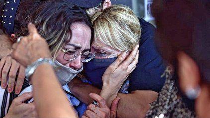 La madre de Julieta Riera, víctima del caso de femicidio.