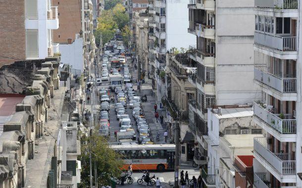 Contaminación. Los ruidos del tránsito pueden producir efectos negativos.