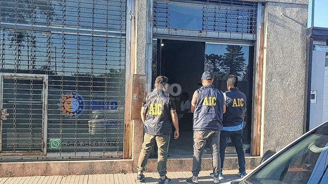 Allanaron y detuvieron a un falso kinesiólogo en el norte de la ciudad de Santa Fe