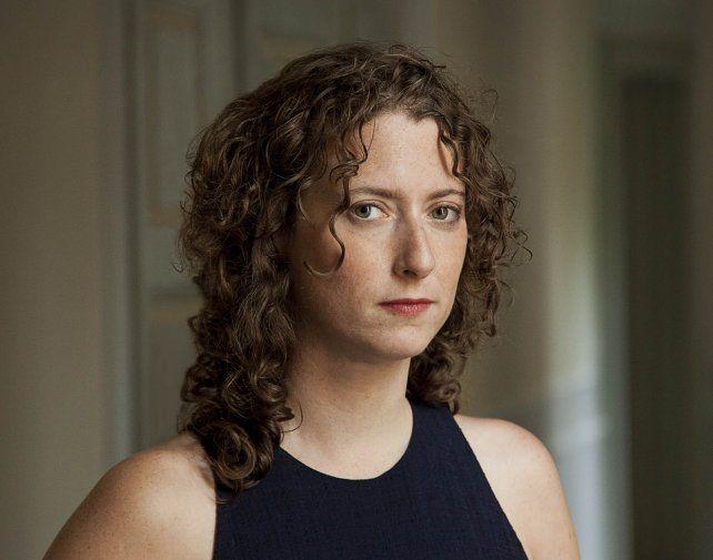La periodista Jessica Bruder es la autora del libro en el que se basa el filme.