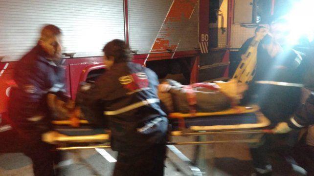 El simulacro en Lotus Night Club sirvió para coordinar las tareas de evacuación y atención durante un incendio.