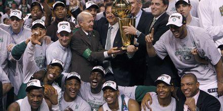 NBA: después de 22 años, Boston Celtics gritó campeón